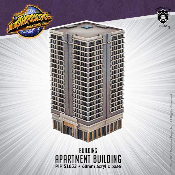 Apartment Websites: Apartment Building